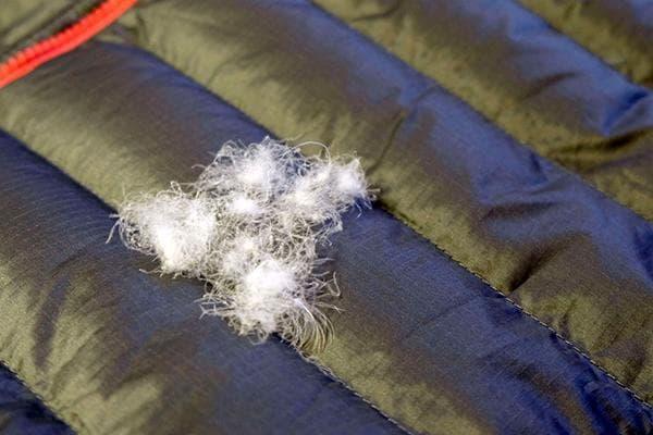 Утеплитель из зимней куртки