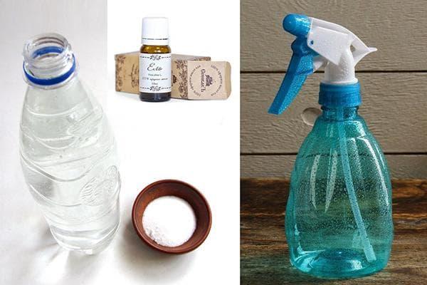 Ингредиенты домашнего антистатика для мягкой мебели
