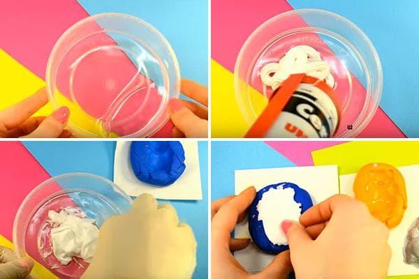 Изготовление антистресс-игрушки из герметика