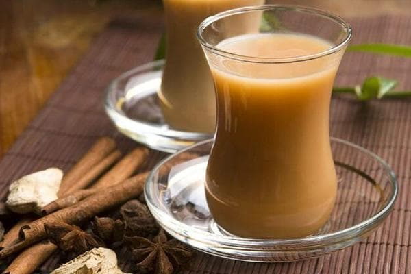 Кофе с имбирем и специями