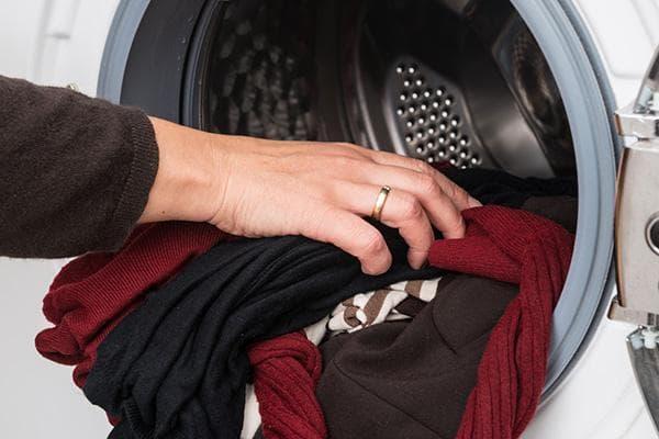 Машинная стирка шерстяных свитеров