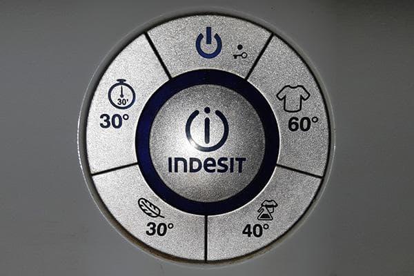 Температурные режимы машинной стирки
