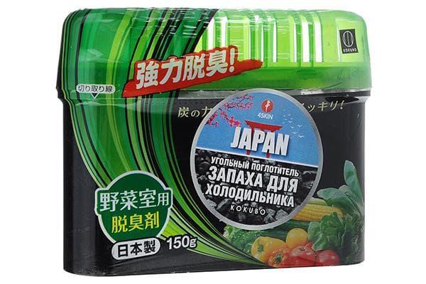 Поглотитель запаха Kokubo «Сила угля и зеленого чая»