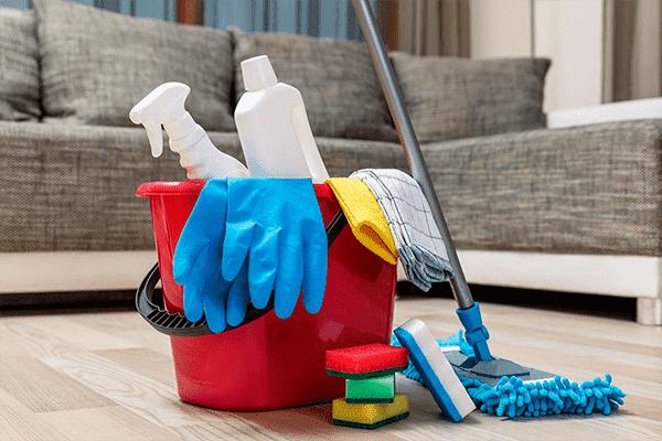 Инвентарь для мытья пола