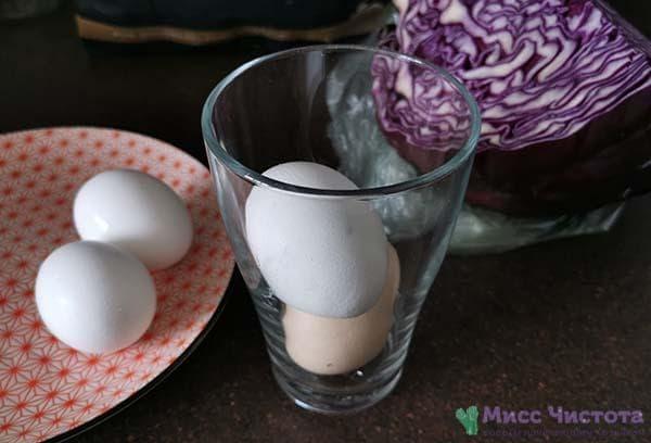 Куриные яйца для покраски