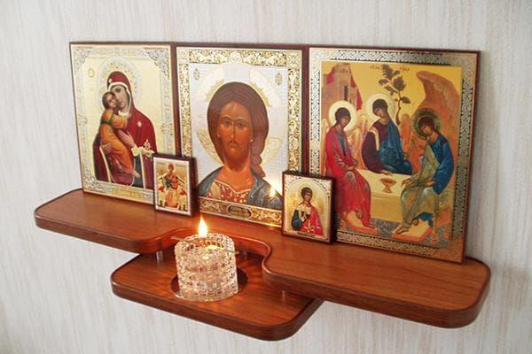 Домашний православный алтарь