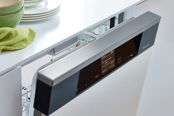 Современная посудомоечная машина