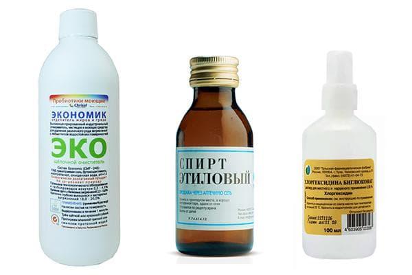 Дезинфицирующие средства от коронавируса