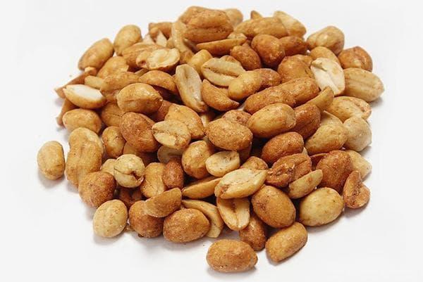 Обжаренный арахис