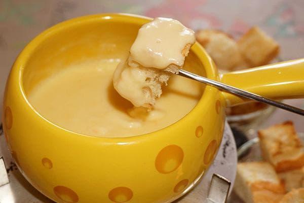 Сырное фондю