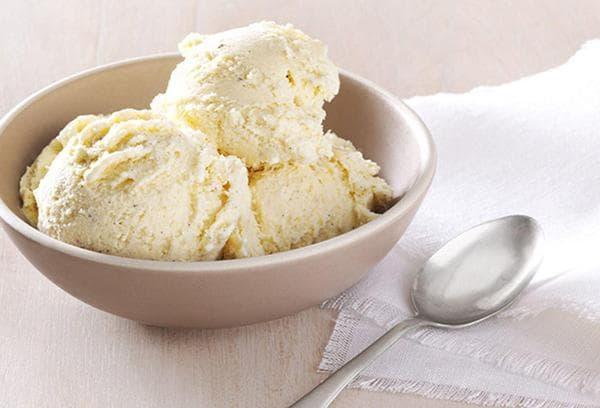 Мороженое из сгущенки и сливок