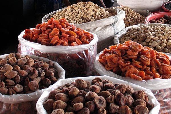 Продажа сушеных абрикосов