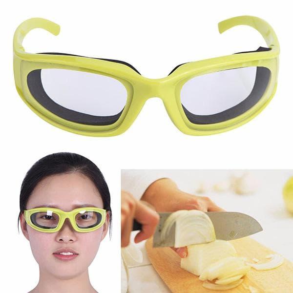 Очки для защиты глаз при нарезке лука