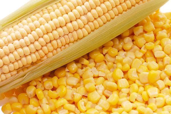 Свежая суперсладкая кукуруза