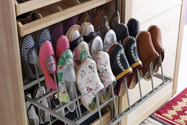 Подставки для хранения обуви