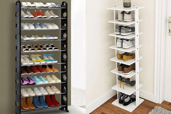 Этажерки для хранения обуви