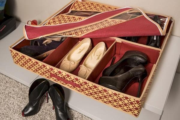 Кофр для хранения обуви
