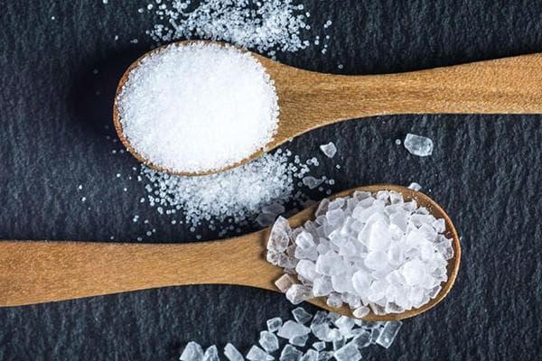Соль среднего и крупного помола