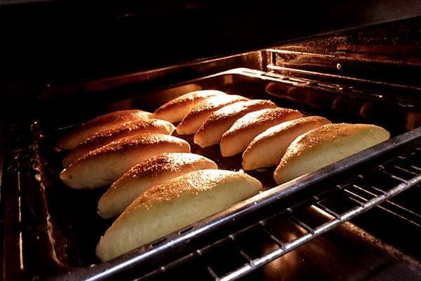 Пирожки в духовке