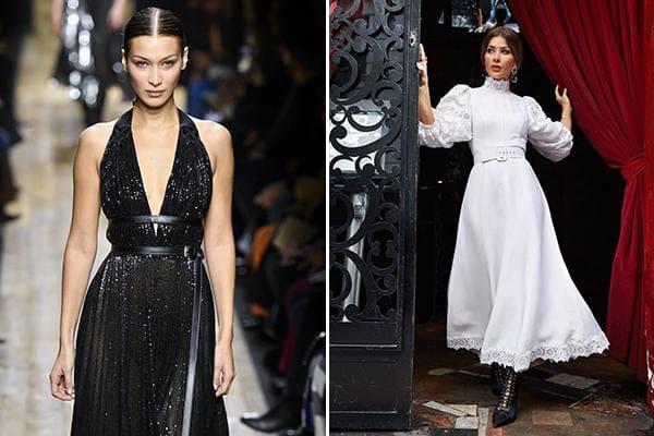 Необычные платья 2021 года