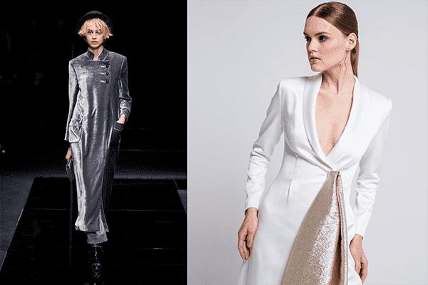 Дизайнерские платья 2020-2021