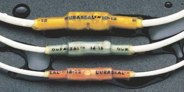 Гильзы для соединения проводов с изоляцией