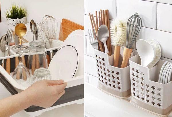 Хранение посуды