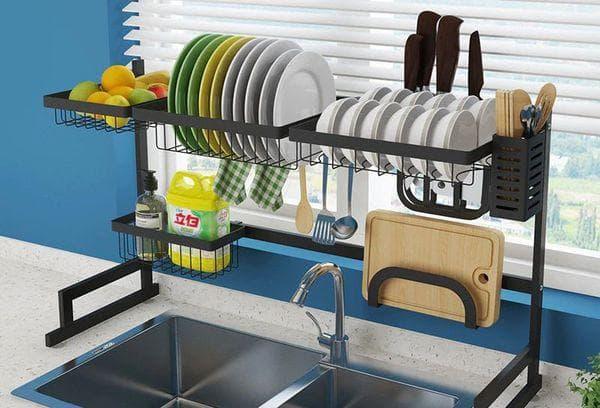 Зона посуды и столовых приборов