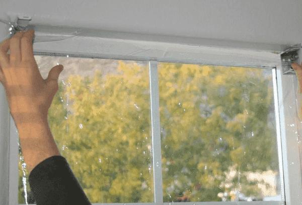 Термопленка на окна