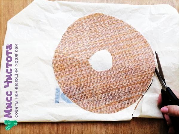 заготовка из ткани