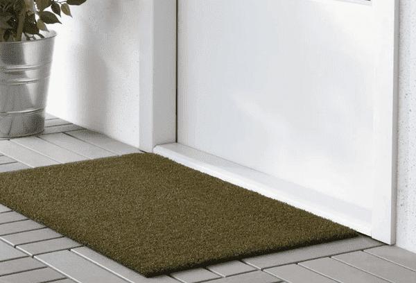 Супервпитывающий пушистый коврик