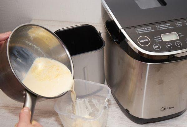 Йогурт в хлебопечке