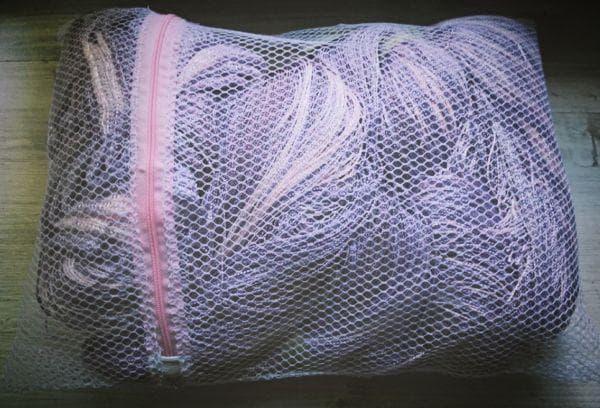 Мешок для стирки штор и тюли