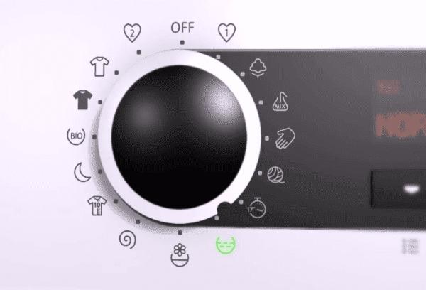 Режимы на стиральной машинке