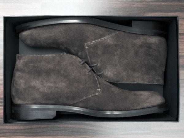 хранение обуви из замши