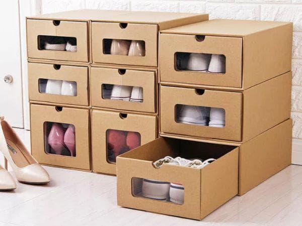 Специализированные коробки с окошком