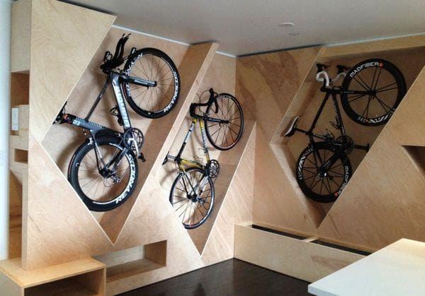 Велосипеды в нише
