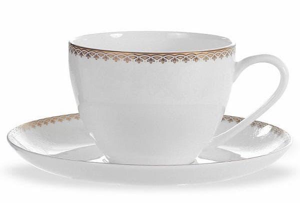Костяной фарфор Кофейная пара