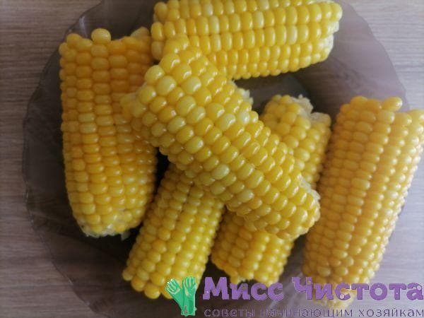 Варка кукурузы фото 10