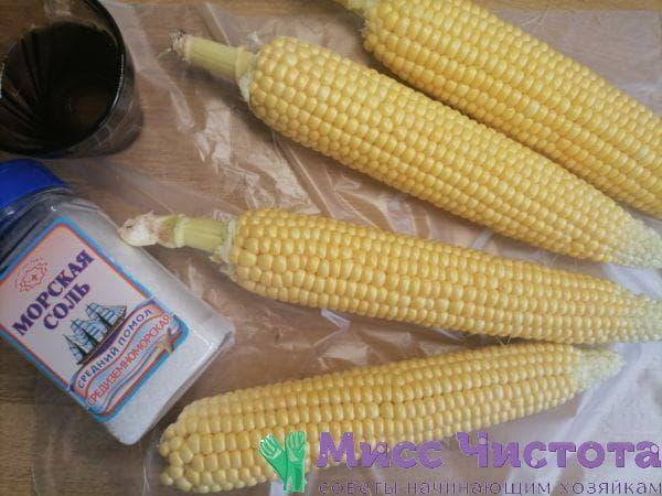 Варка кукурузы фото 19