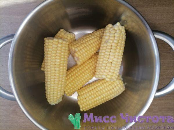 Варка кукурузы фото 7