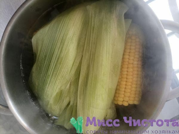 Варка кукурузы фото 9