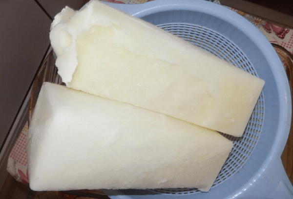 Замороженные пакеты с кефиром