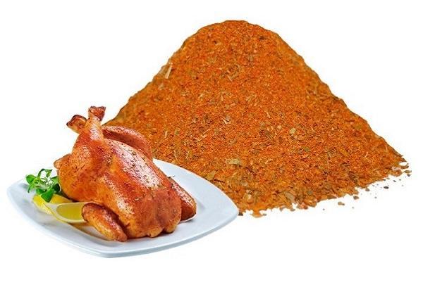 Специи и приправы для курицы