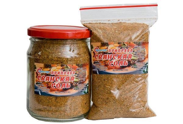 Сванская соль