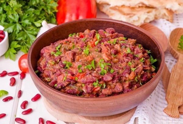 Лобио (настоящий грузинский рецепт)